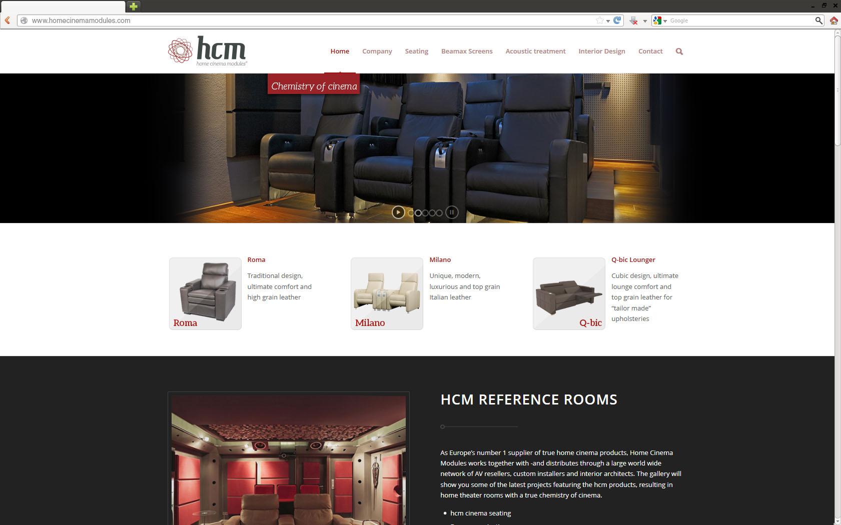 homecinemamodules.com | Henk Raam